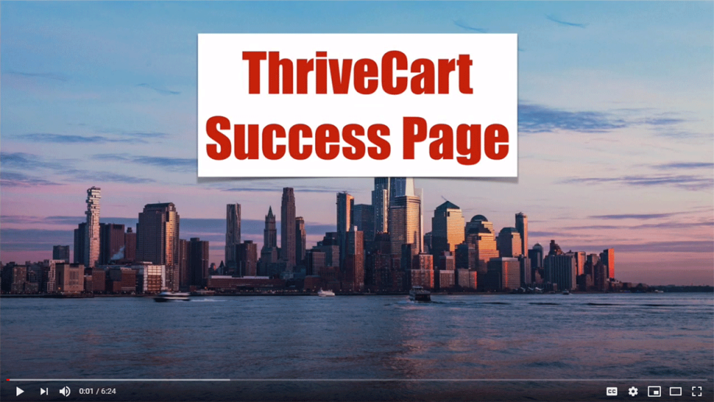 ThriveCart-Customized-Success-Page